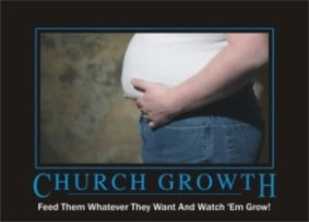 church growth fat cats