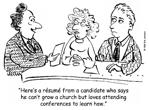 church growth candidate